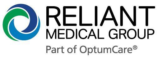 ReliantOptum full color logo Reliant Medical Group